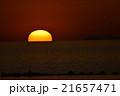 瀬戸の落日 perming 日本の風景写真素材 21657471