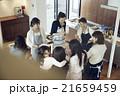 人物 女性 料理教室の写真 21659459