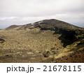 火山 山 活火山の写真 21678115