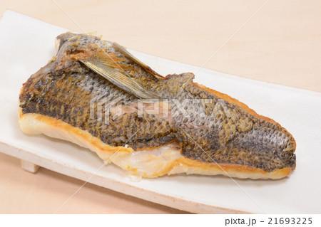 おいしい黒ムツ(焼魚) 21693225