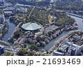 北の丸公園/武道館の桜 21693469