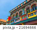 シンガポール リトルインディア カラフルの写真 21694666