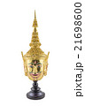 Hua Khon (Ancient Thai Show Mask) 21698600