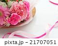 母の日 カーネーション 花束の写真 21707051