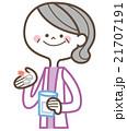 ベクター 薬 錠剤のイラスト 21707191