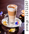 cup of cappuccino 21712267
