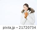 コート 冬 若いの写真 21720734