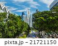 シンガポールの街並み 21721150