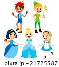妖精 物語 キャラクターのイラスト 21725587