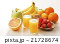 フルーツジュース 集合イメージ 21728674