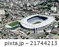 リオデジャネイロの陸上競技場 21744213