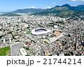 リオデジャネイロの陸上競技場 21744214
