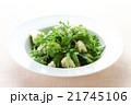 春菊と豆腐の和風サラダ4 21745106