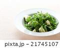春菊と豆腐の和風サラダ5 21745107