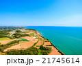 風景 空撮 海の写真 21745614