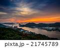 長崎の夕陽 21745789