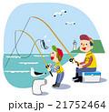 釣り 海釣り 21752464