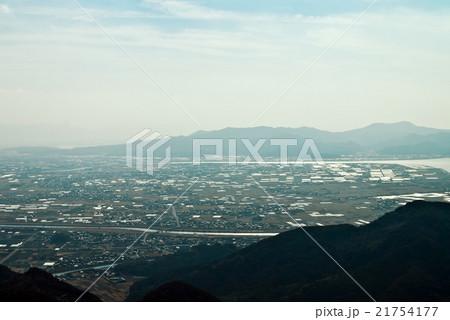 金峰山(熊本)山頂からの眺望 21754177