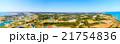 銚子市方向を空撮 21754836