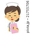 看護師【三頭身・シリーズ】 21755706
