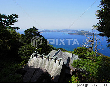野崎島 沖ノ神島神社 21762611