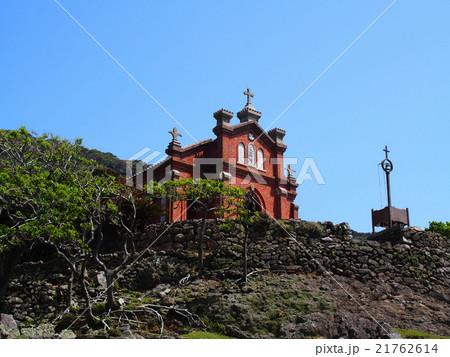 野崎島 旧野首教会 21762614