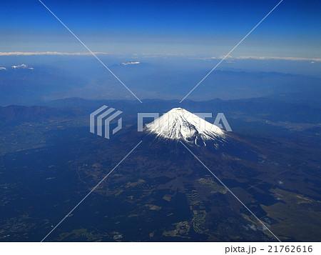 富士山 空撮 21762616