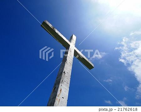 十字架(伊豆大島 オタイネの碑) 21762618