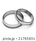 指輪 リング シルバーのイラスト 21765831