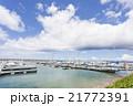 グアム ヨットハーバー 海の写真 21772391