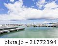 グアム ヨットハーバー 海の写真 21772394