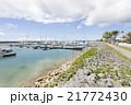グアム ヨットハーバー 海の写真 21772430