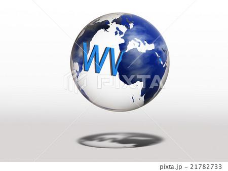 地球のオブジェのイラスト素材 [21782733] - PIXTA