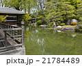 京都府 渉成園 風景の写真 21784489