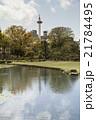 京都府 渉成園 京都タワーの写真 21784495