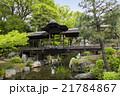 京都府 渉成園 風景の写真 21784867