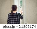 窓 窓辺 窓際の写真 21802174