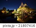 兼六園の夜景(遠景) 21807416