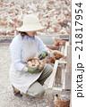 養鶏 女性 21817954