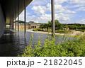 京都国立博物館 平成知新館より見る明治古都館 21822045