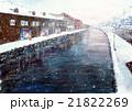 小樽運河の夕暮れ 21822269
