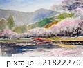 嵐山の春 21822270
