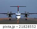 正面から迫り来る飛行機 21828552