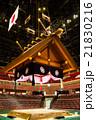 大相撲の土俵 21830216