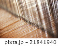 織物 機織り 糸の写真 21841940