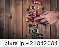 ミニチュアカー 21842084