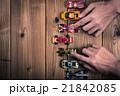 ミニチュアカー 21842085