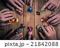 ミニチュアカー 21842088