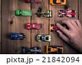 ミニチュアカー 21842094