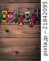 ミニチュアカー 21842095